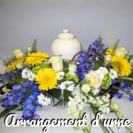 Arrangement d'urne